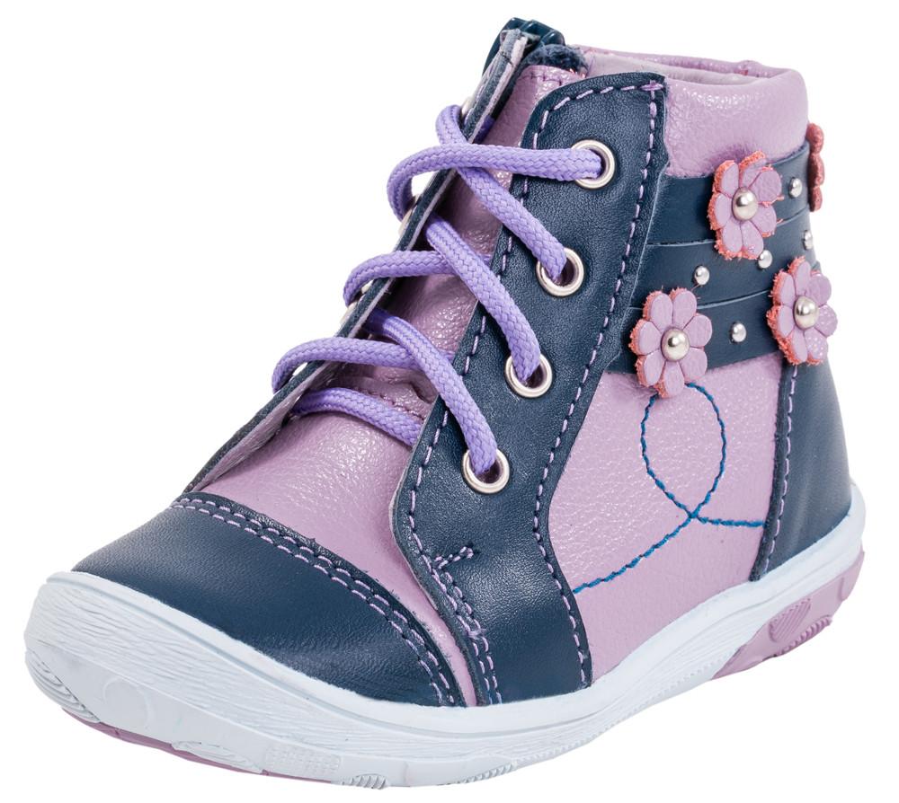 Детские ботинки и сапожки (кожподкладка) Kotf-152111-22