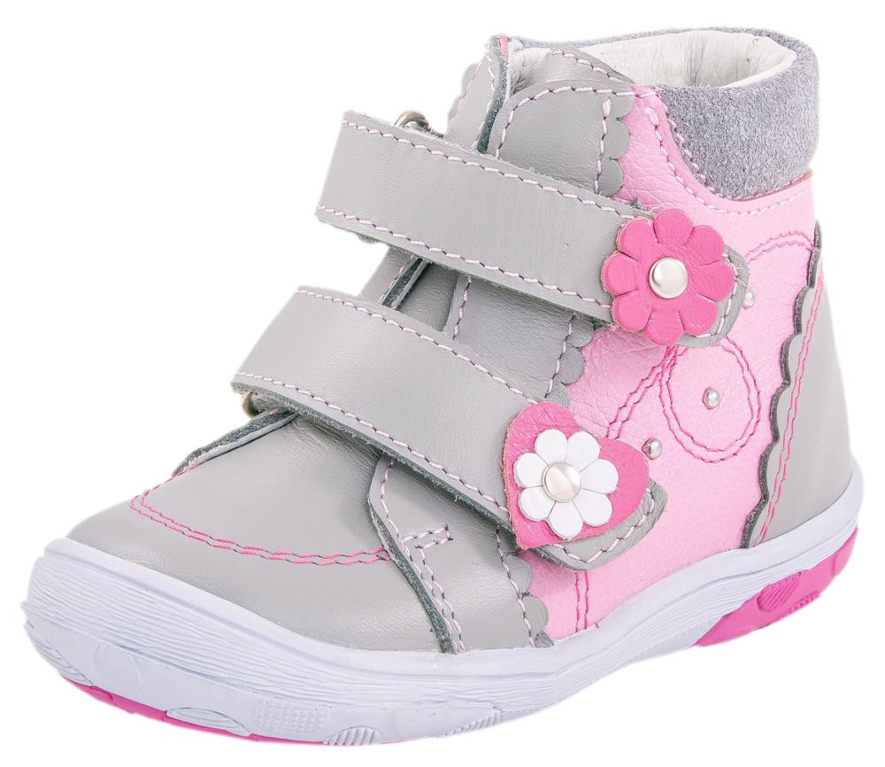 Детские ботинки и сапожки (кожподкладка) Kotf-152112-22