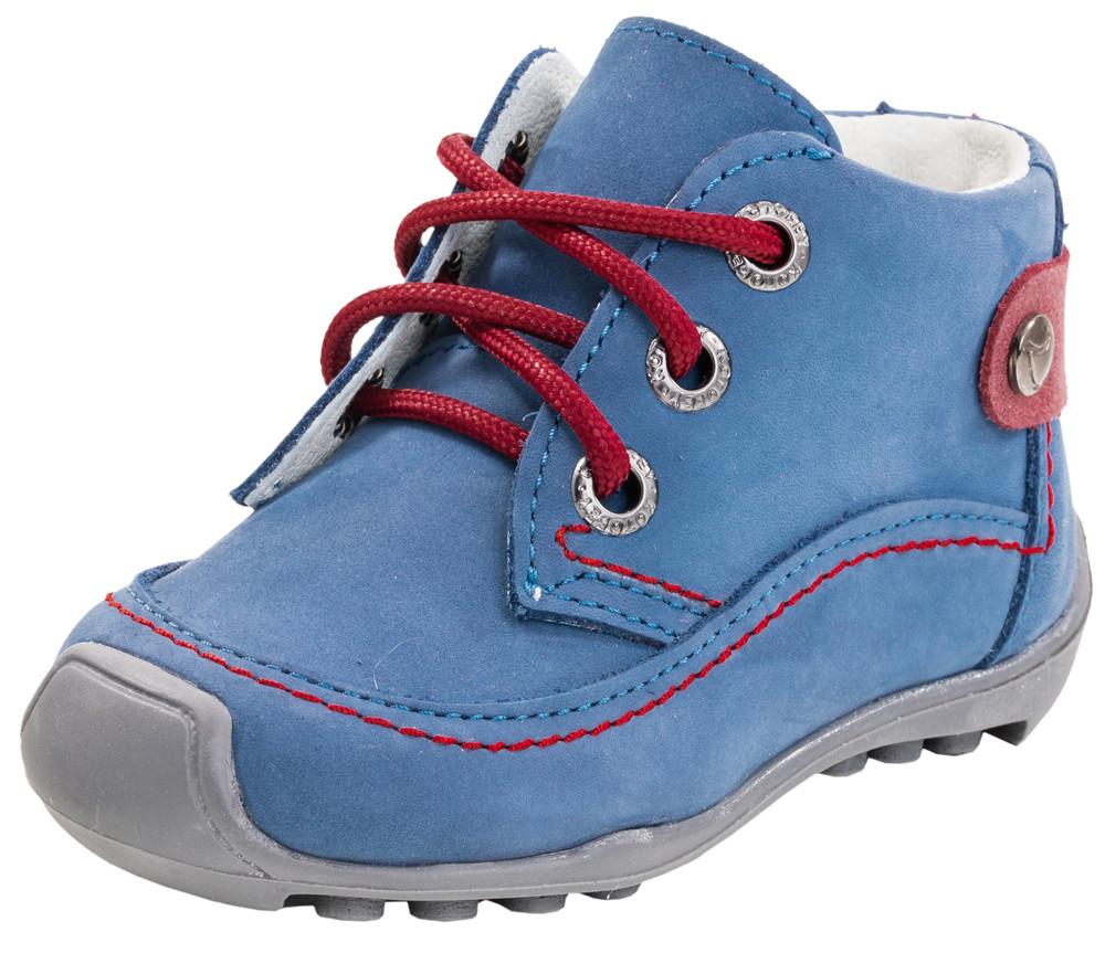 Детские ботинки и сапожки (кожподкладка) Kotf-152116-21
