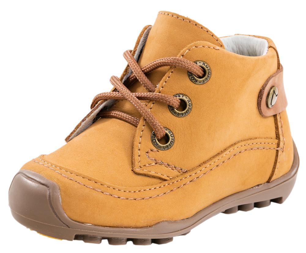 Детские ботинки и сапожки (кожподкладка) Kotf-152116-22