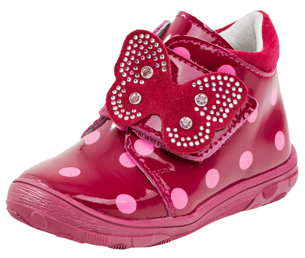 Детские ботинки и сапожки (кожподкладка) Kotf-152117-24