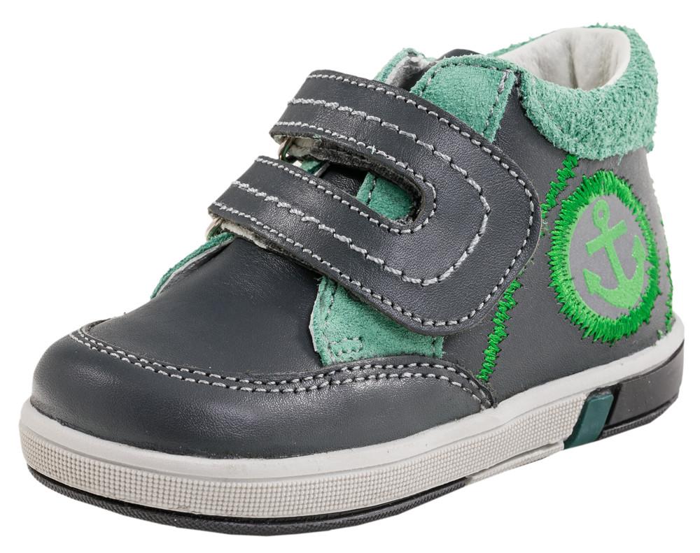 Детские ботинки и сапожки (кожподкладка) Kotf-152134-22