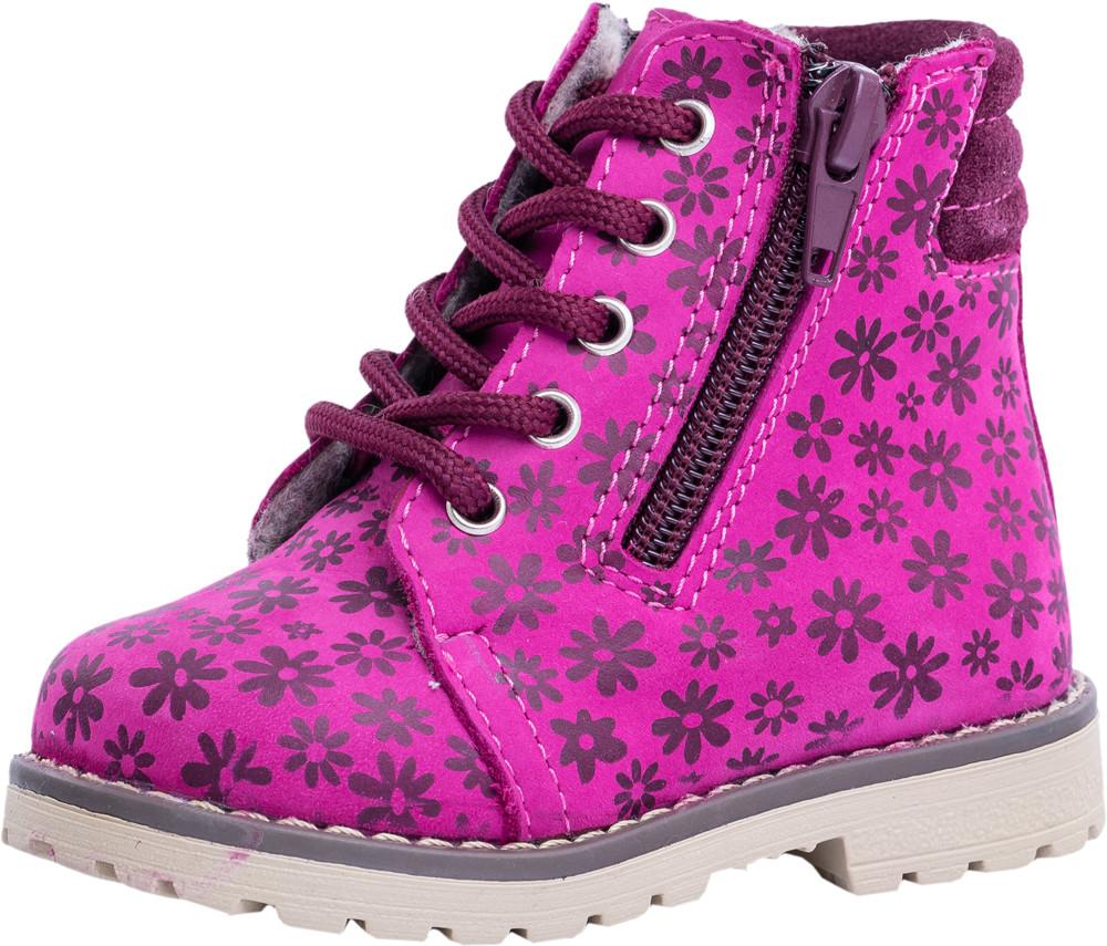 Детские ботинки и сапожки (байка) Kotf-152136-37