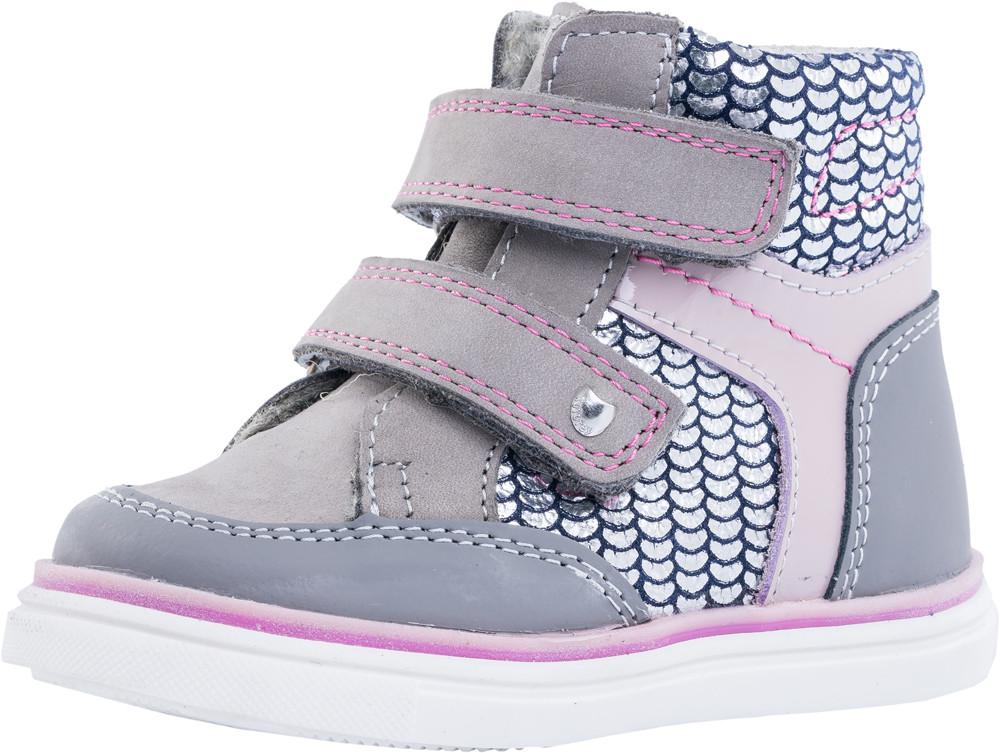 Детские ботинки и сапожки (байка) Kotf-152175-31