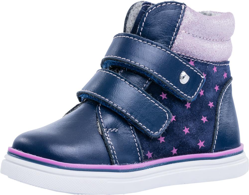 Детские ботинки и сапожки (байка) Kotf-152183-32