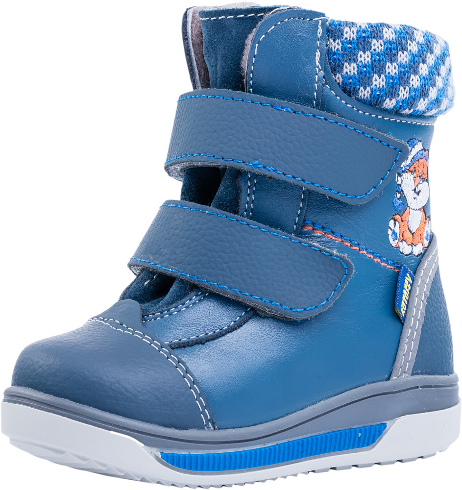 Детские ботинки и сапожки (натуральный мех) Kotf-152187-51