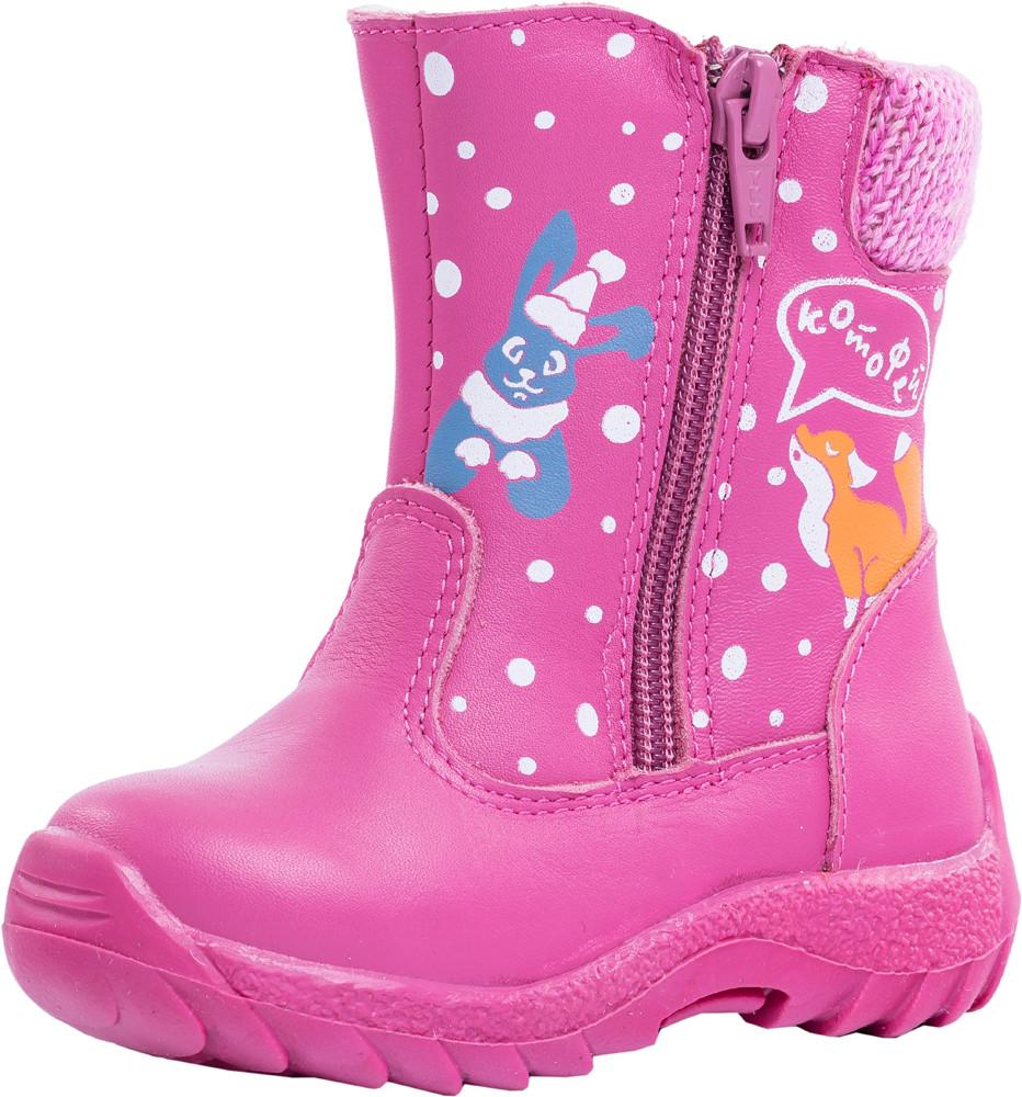 Детские ботинки и сапожки (шерстяной мех) Kotf-162053-42