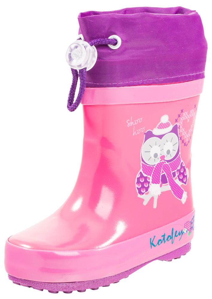 Детские резиновая обувь Kotf-166052-11