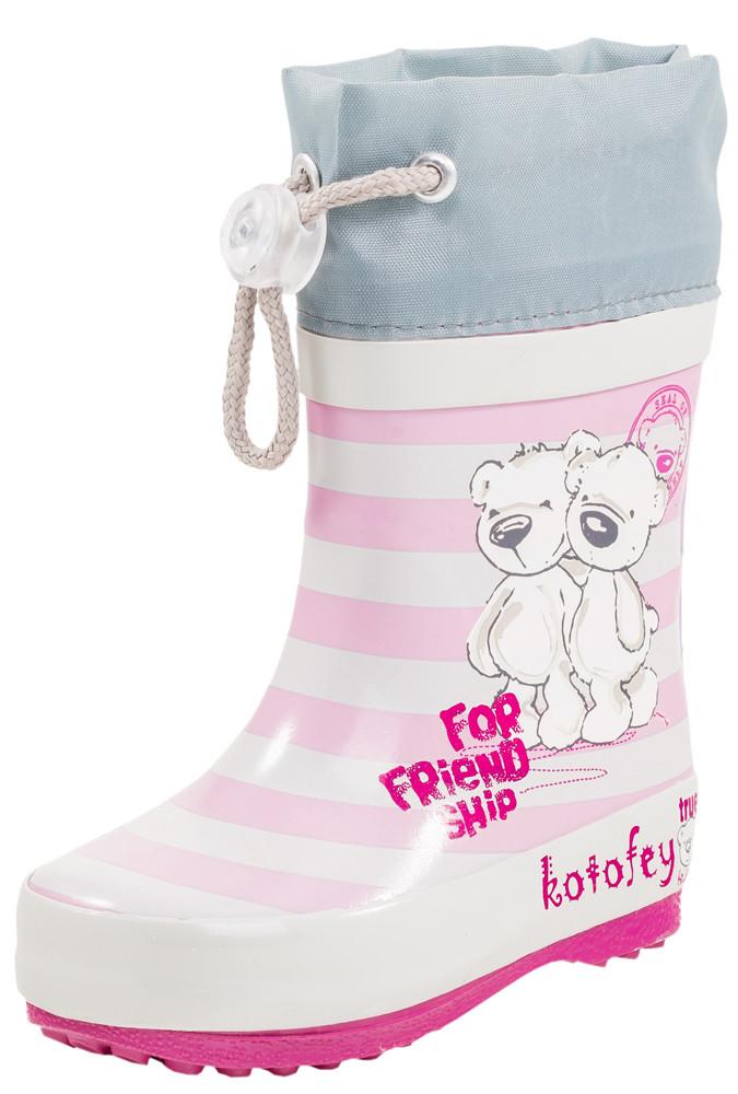 Детские резиновая обувь Kotf-166053-11