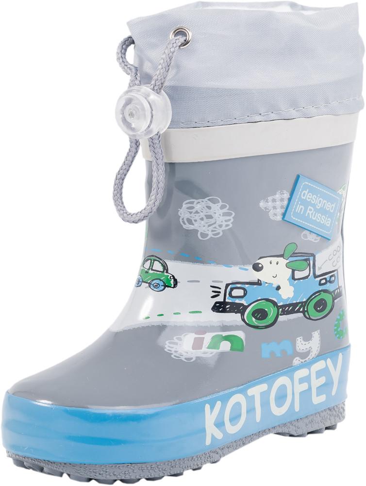 Детские резиновая обувь Kotf-166062-11