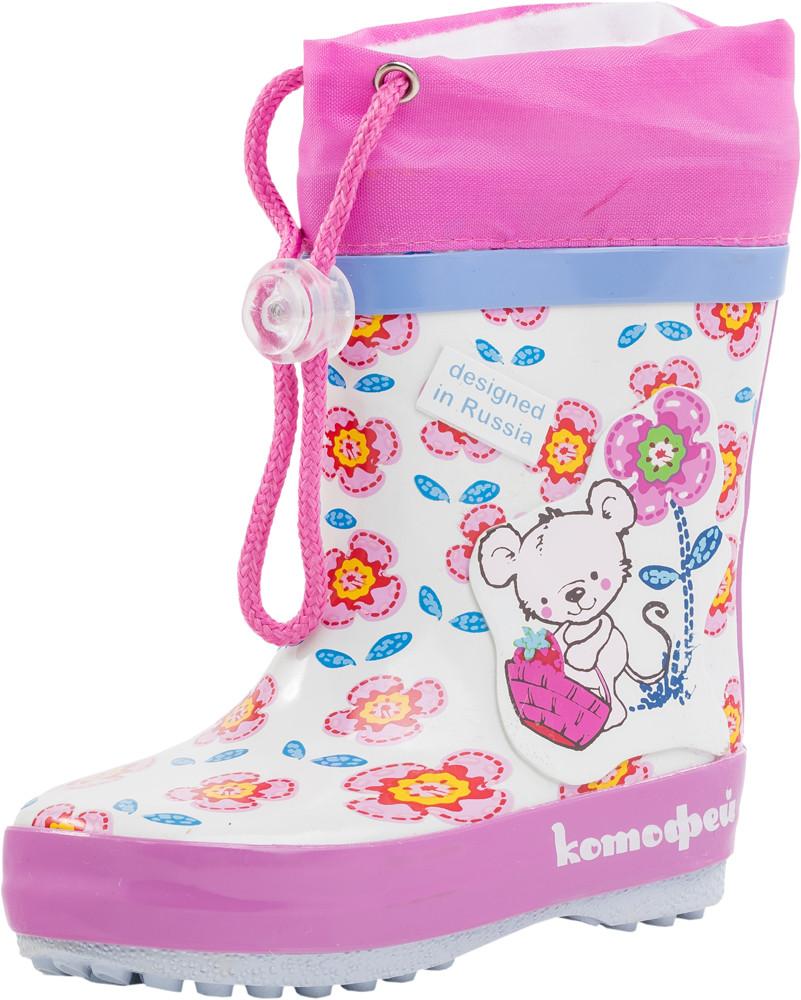 Детские резиновая обувь Kotf-166065-11