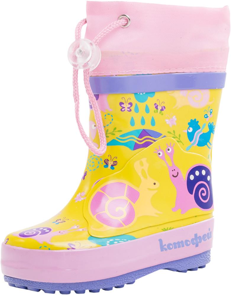 Детские резиновая обувь Kotf-166068-11