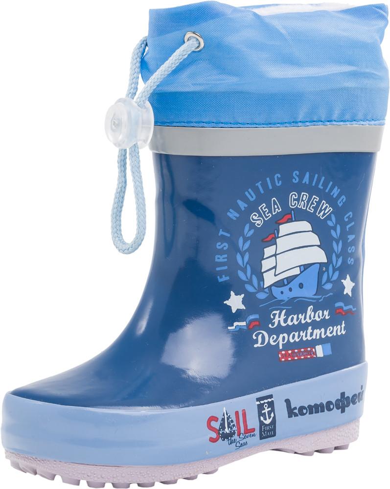 Детские резиновая обувь Kotf-166069-11