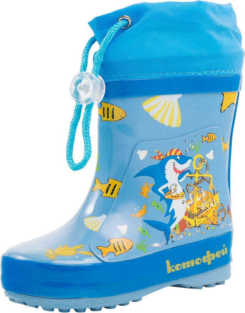 Детские резиновая обувь Kotf-166073-11
