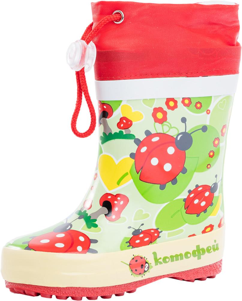 Детские резиновая обувь Kotf-166075-11