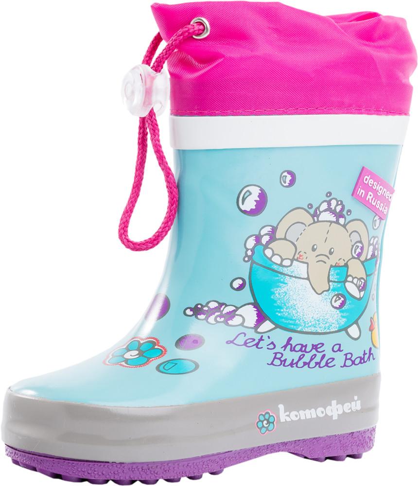 Детские резиновая обувь Kotf-166076-11