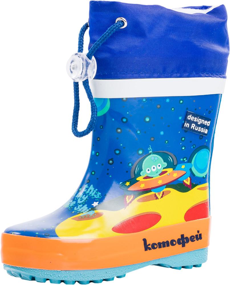 Детские резиновая обувь Kotf-166077-11