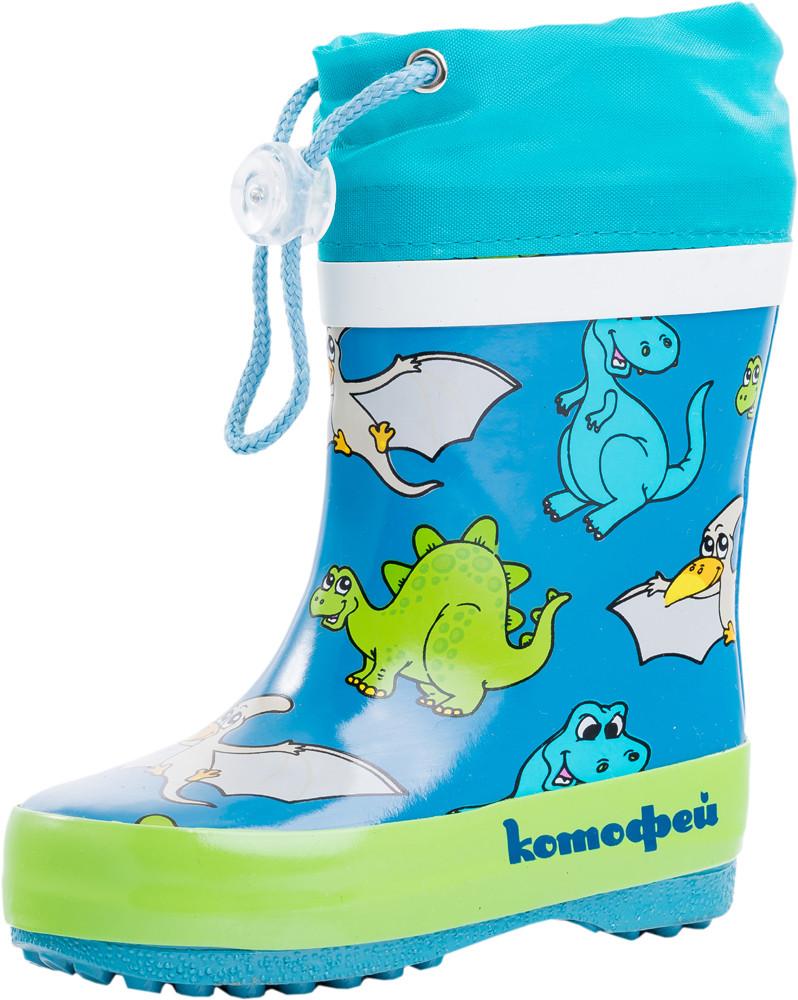 Детские резиновая обувь Kotf-166078-11