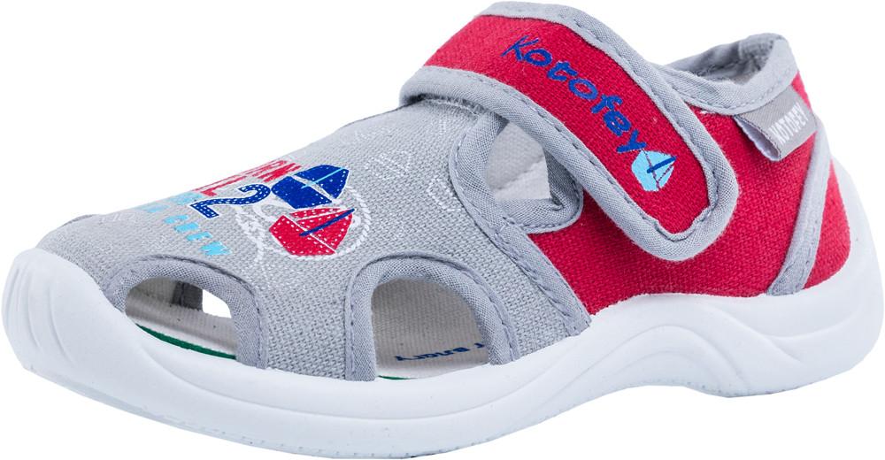 Детские текстильная обувь Kotf-221048-11