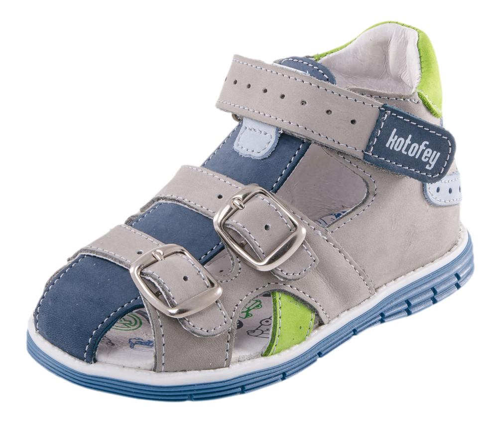 Детские туфли летние Kotf-222069-21