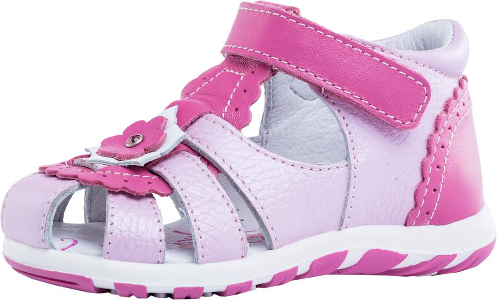 Детские туфли летние Kotf-222078-21