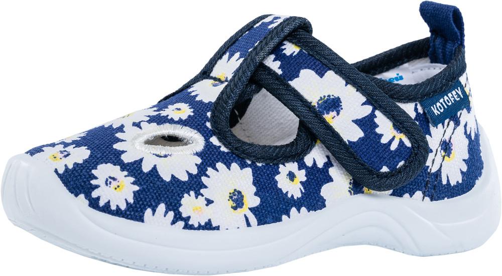 Детские текстильная обувь Kotf-231111-12