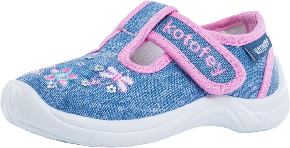 Детские текстильная обувь Kotf-231115-11
