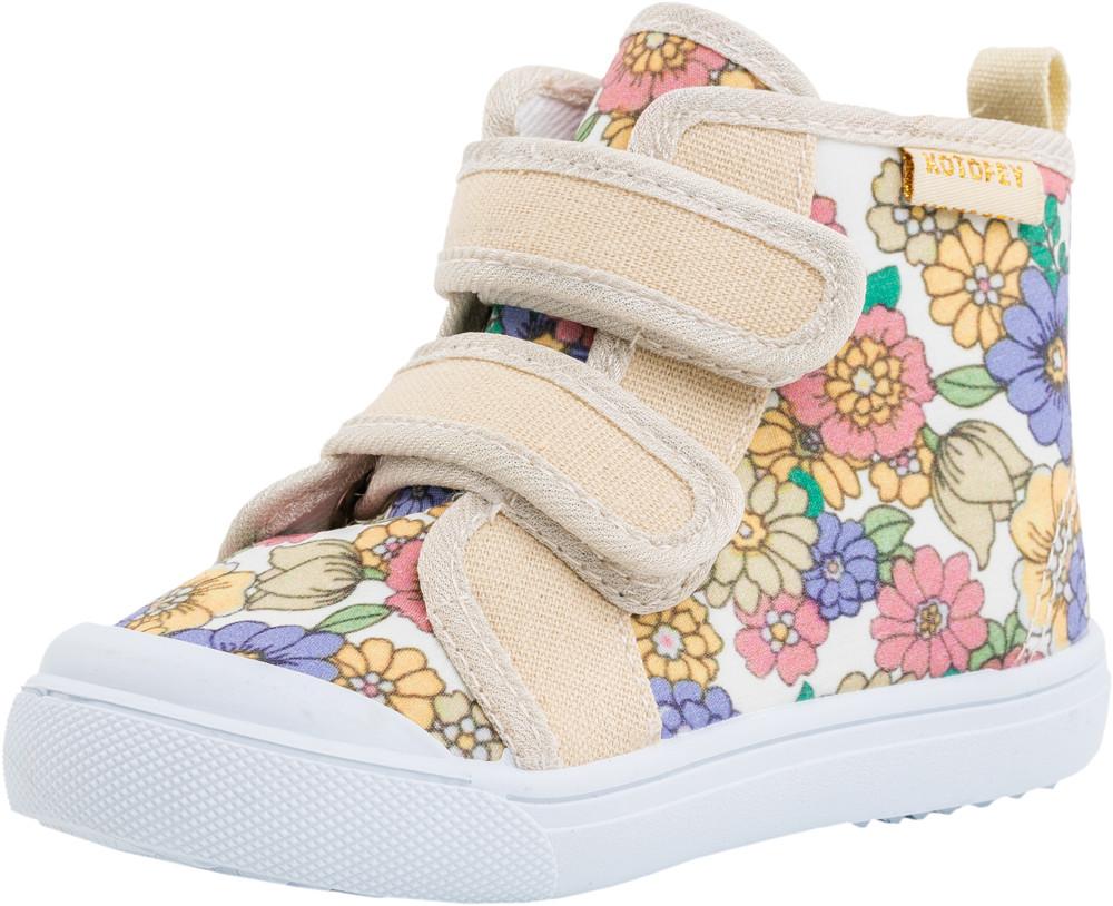 Детские кеды/текстильная обувь Kotf-241009-11
