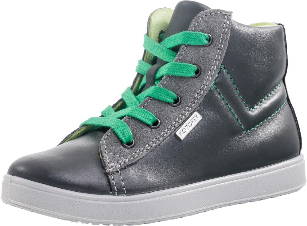Детские ботинки и сапожки (кожподкладка) Kotf-252116-21