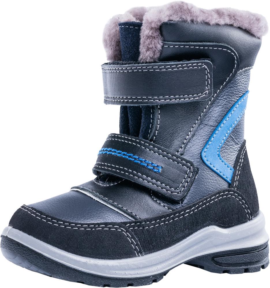 Детские ботинки и сапожки (натуральный мех) Kotf-252123-51
