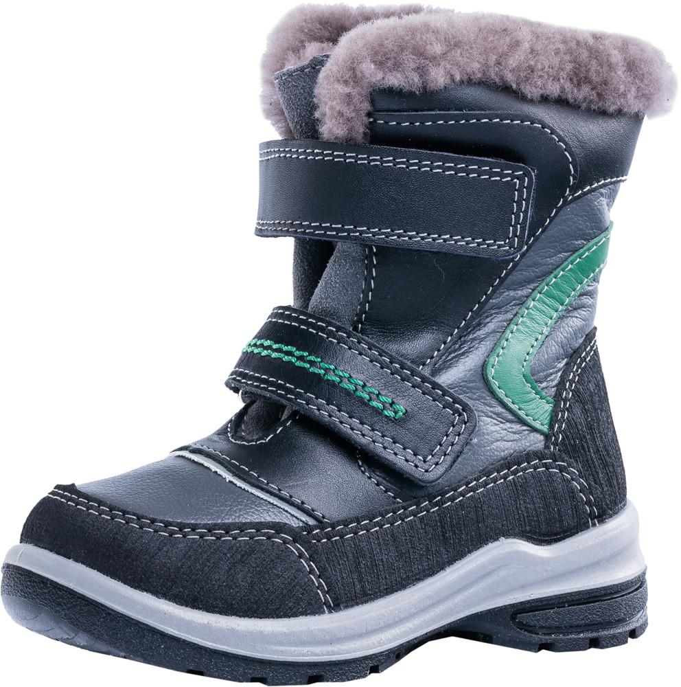 Детские ботинки и сапожки (натуральный мех) Kotf-252123-52