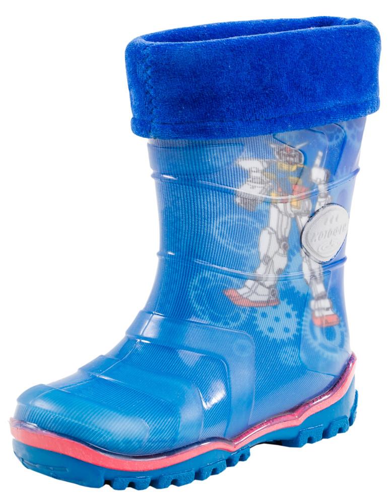 Детские резиновая обувь Kotf-266008-11