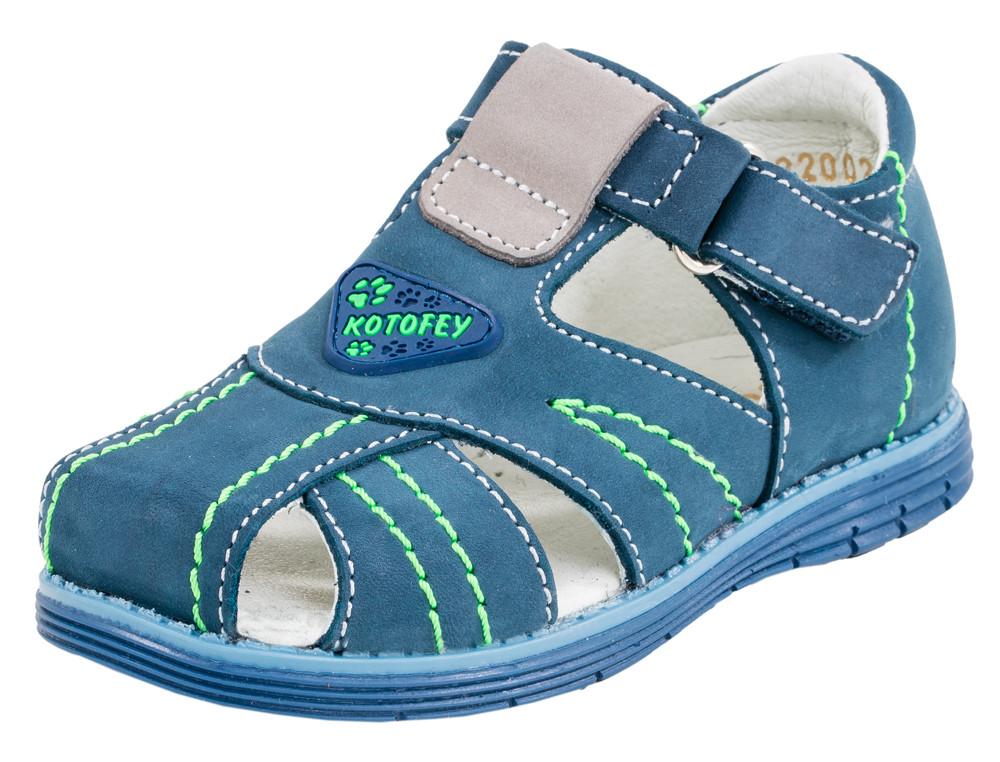 Детские туфли летние Kotf-322002-24_28