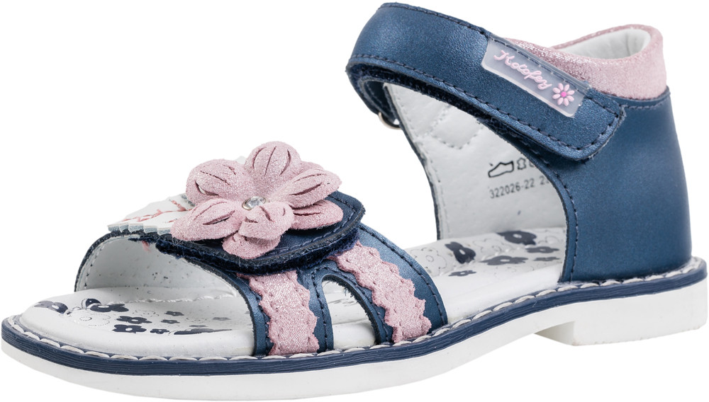 Детские туфли летние Kotf-322026-22