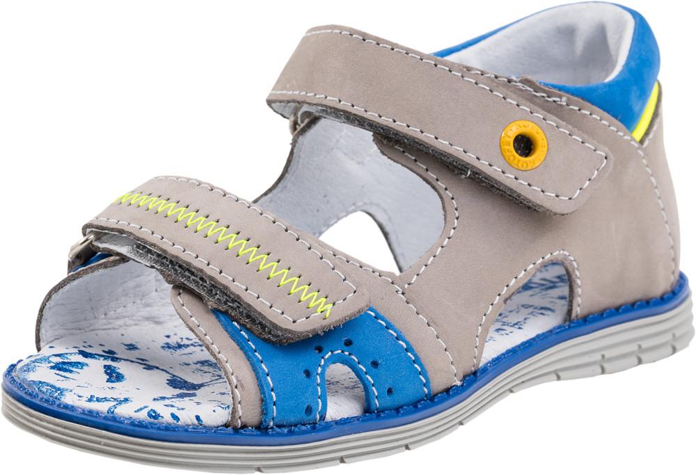 Детские туфли летние Kotf-322028-23