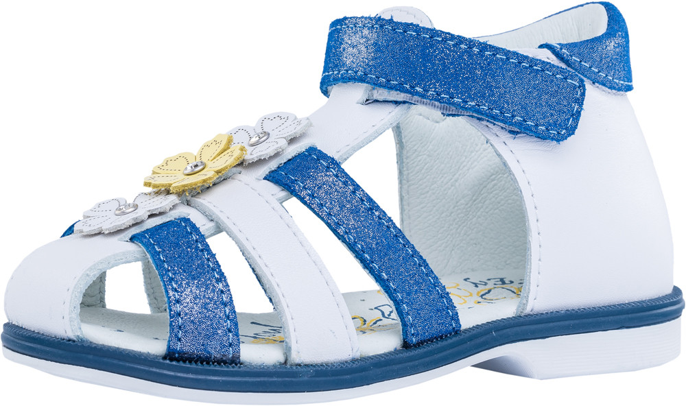 Детские туфли летние Kotf-322032-25