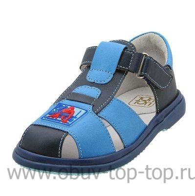 Детские сандалии топ-топ Kotf-32241/11212-1