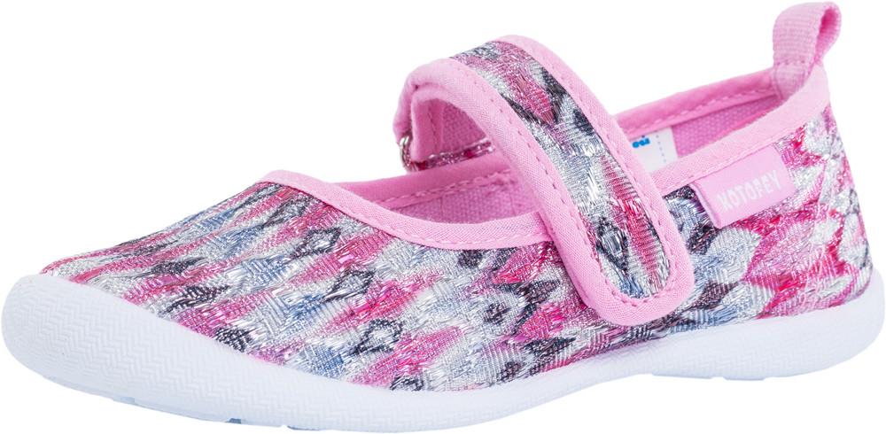 Детские текстильная обувь Kotf-331057-11