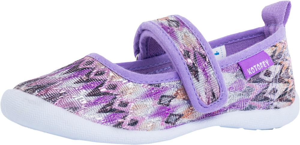 Детские текстильная обувь Kotf-331057-12