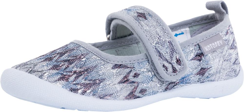 Детские текстильная обувь Kotf-331057-13