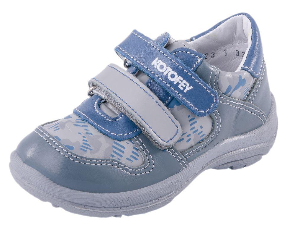 Детские туфли, полуботинки Kotf-332030-25