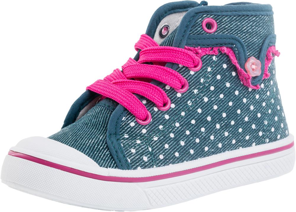 Детские кеды/текстильная обувь Kotf-341012-13