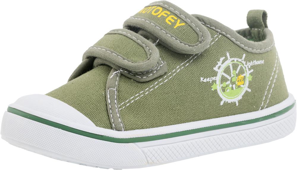 Детские кеды/текстильная обувь Kotf-341021-11