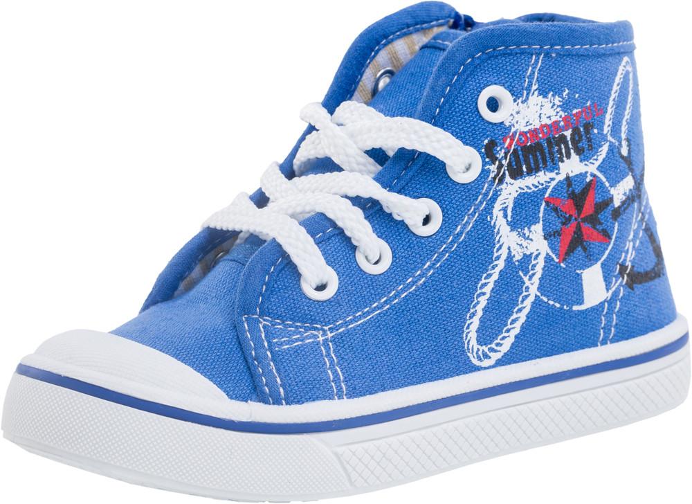 Детские кеды/текстильная обувь Kotf-341023-12