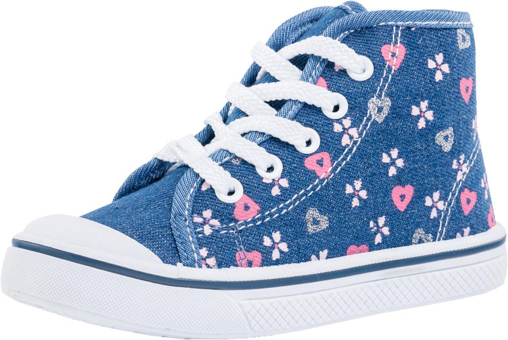Детские кеды/текстильная обувь Kotf-341030-11