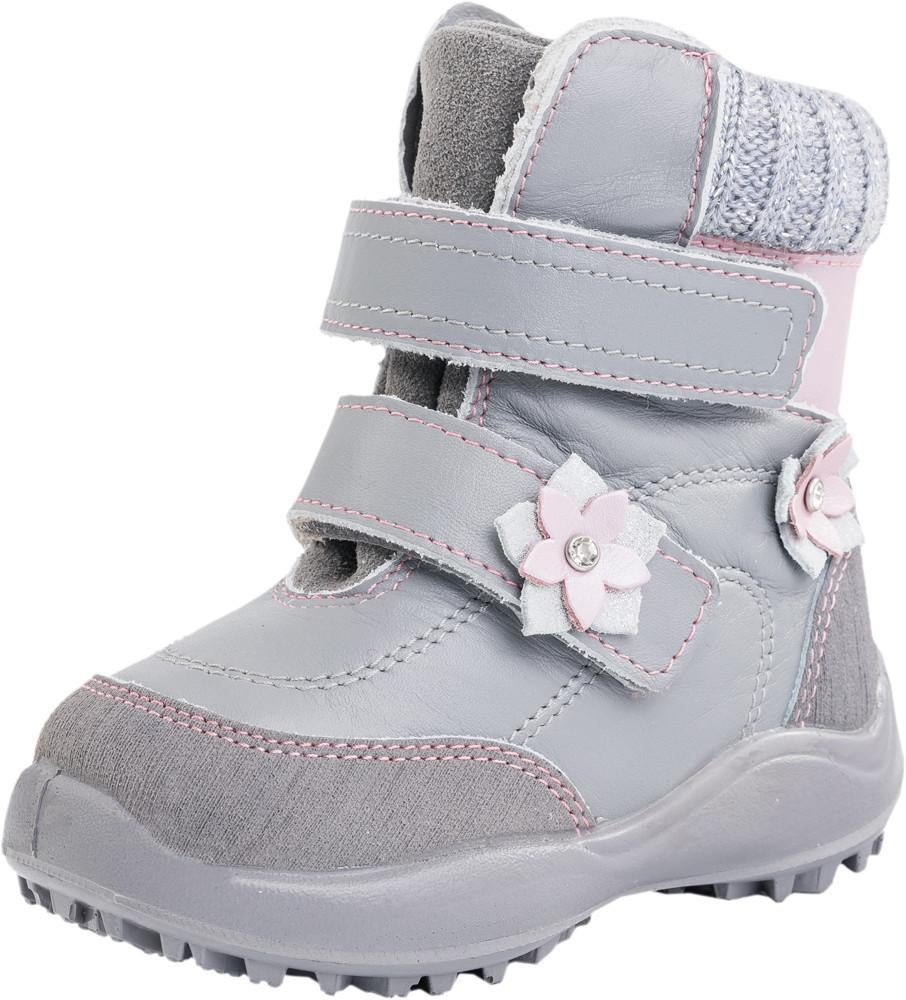 Детские ботинки и сапожки (натуральный мех) Kotf-352053-53