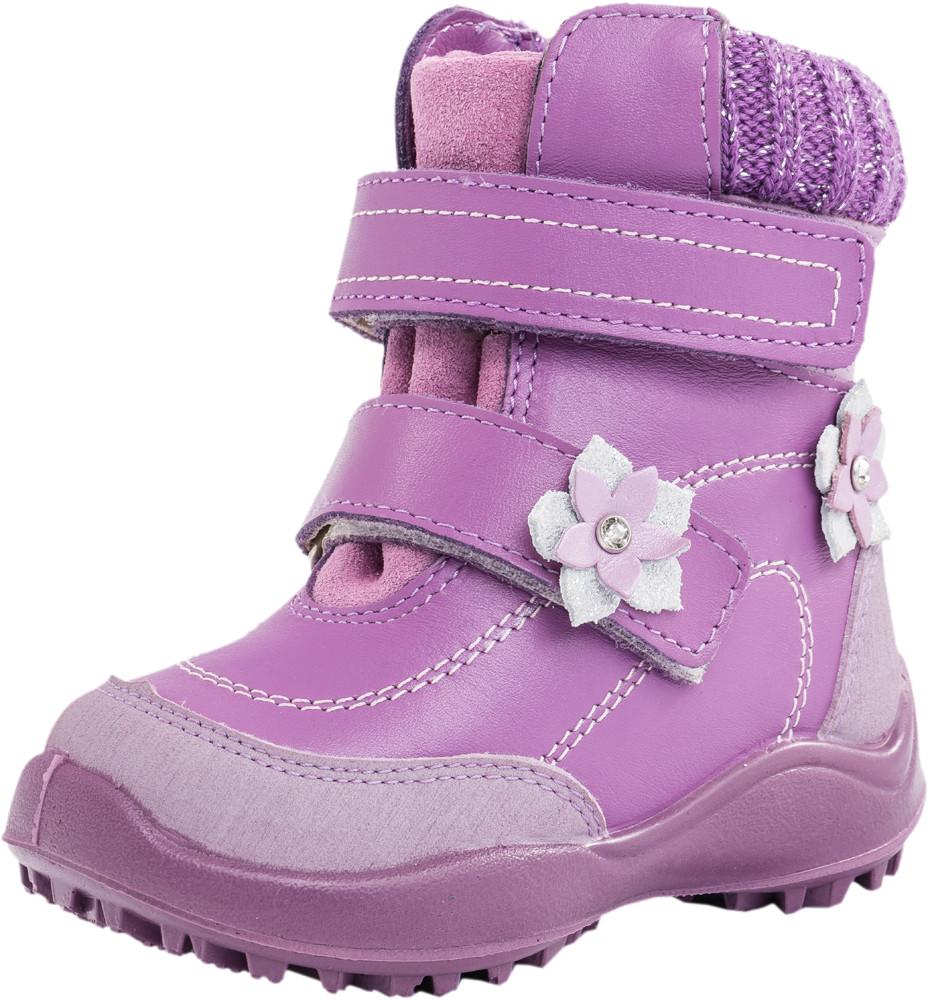 Детские ботинки и сапожки (натуральный мех) Kotf-352053-54
