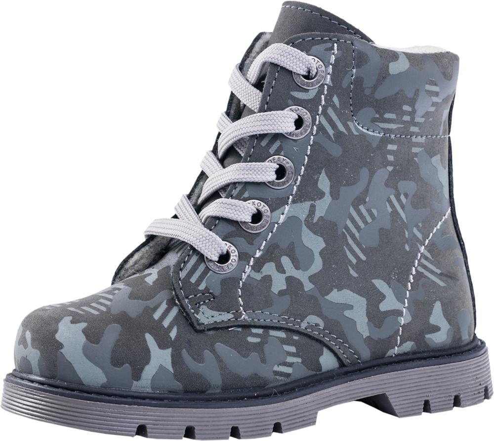Детские ботинки и сапожки (байка) Kotf-352069-31
