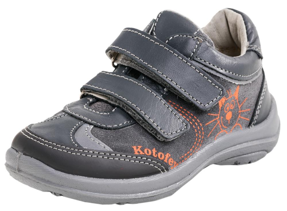 Детские ботинки и сапожки (кожподкладка) Kotf-352082-22
