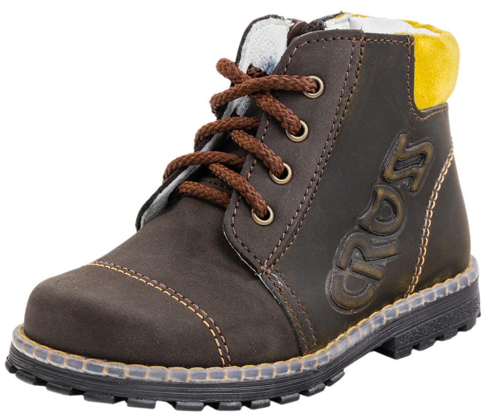 Детские ботинки и сапожки (кожподкладка) Kotf-352094-23